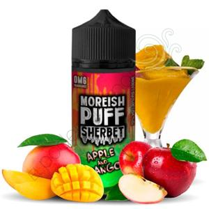 Apple & Mango Sherbet by Moreish Puff TPD 100ml