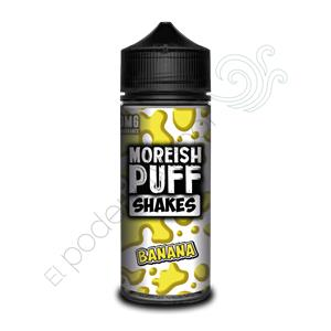 Banana Shakes by Moreish Puff TPD 100ml
