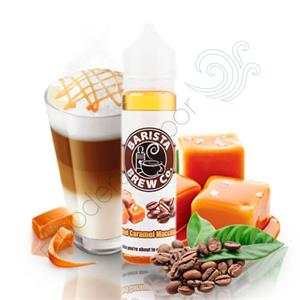 Salted Caramel Macchiato by Barista Brew Co. TPD 60ml