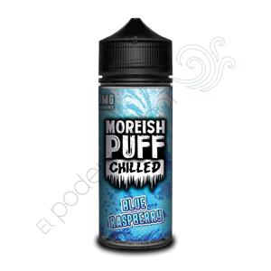 Blue Raspberry Chilled by Moreish Puff TPD 100ml
