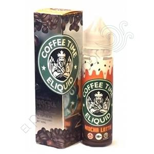 Mocha Latte by Coffee Time TPD 50ml