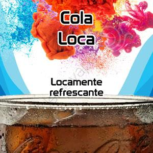 Cola Loca by eñe e-liquids TPD 30ml