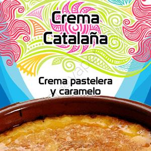 Crema Catalaña by eñe e-liquids TPD 30ml