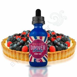 Berry Tart  by Dinner Lady TPD 60ml