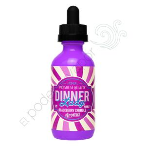 Blackberry Crumble by Dinner Lady TPD 60ml