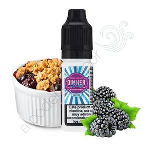 Blackberry Crumble Salt by Dinner Lady 20mg 10ml