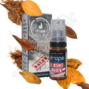 American Luxury Salt by Drops Eliquid 20mg 10ml