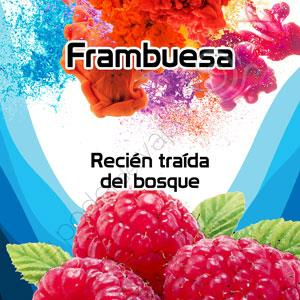 Frambuesa by eñe eliquids TPD 30ml