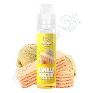 Vanilla Biscuit by Essential Vape TPD 50ml