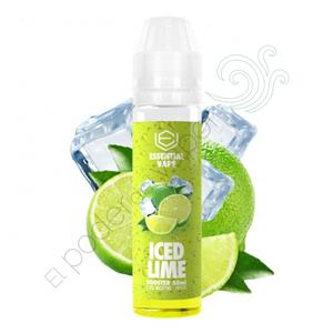 Iced Lime by Essential Vape TPD 50ml