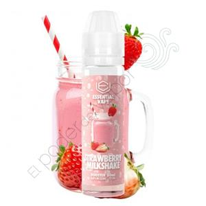 Strawberry Milkshake by Essential Vape TPD 50ml