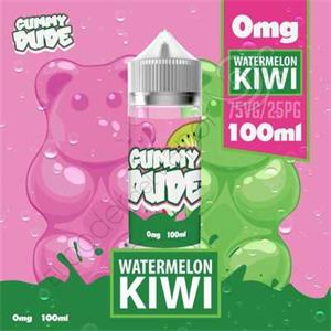 Watermelon Kiwi by Gummy Dude TPD 120ml