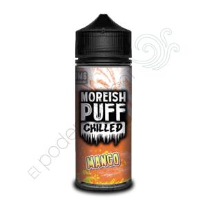 Chilled Mango by Moreish Puff TPD 120ml