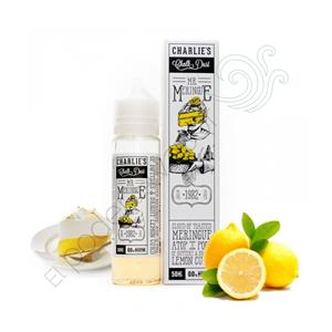 Mr Meringue by Charlie Chalk Dust TPD 60ml