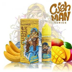 Cush Man Mango Banana by Nasty Juice TPD 50ml
