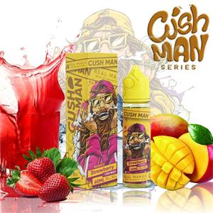 Cush Man Mango Strawberry by Nasty Juice TPD 50ml