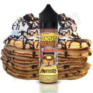 Snikkers  by Pancake Factory TPD 60ml