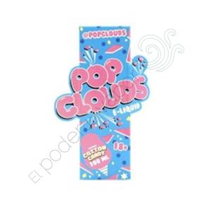 Cotton Candy by  Pop Cloud TPD 120ml