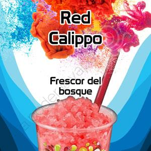 Red Calippo by eñe eliquids TPD 30ml