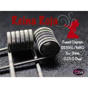 Reina Roja Coil by LadyCoils 2 unidades