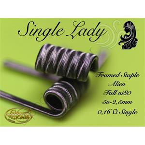 Single Lady Coil by LadyCoils 2 unidades