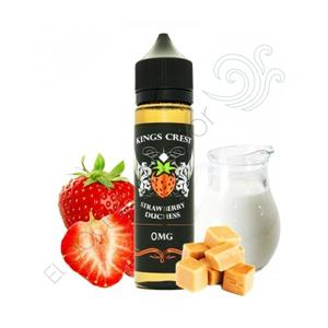Strawberry Duchess by Kings Crest TPD 50ml