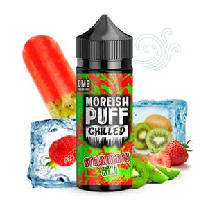 Strawberry Kiwi Chilled by Moreish Puff TPD 100ml