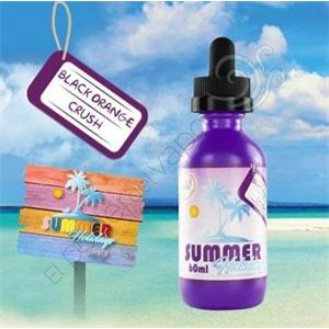 Black Orange Crush by Summer Holidays TPD 60ml