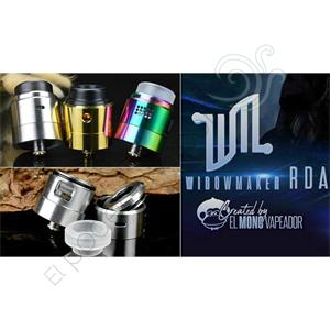 WidowMaker RDA by Vandy Vape & el Mono Vapeador