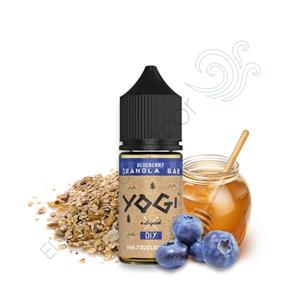 Blueberry Granola Bar by Yogi Eliquid 30ml