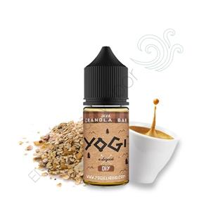 Java Granola Bar by Yogi Eliquid 30ml