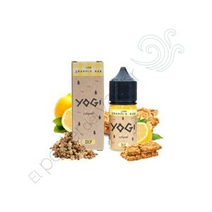Lemon Granola Bar by Yogi Eliquid 30ml