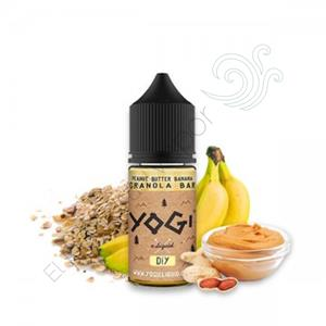 Peanut Butter & Banana Granola Bar by Yogi Eliquid 30ml