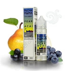 Huckelberry Pear Acai by Pachamama TPD 50ml